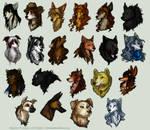 Avatar Commission Batch - Exp1