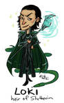 Loki - Heir of Slytherin