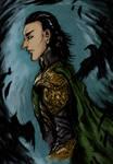 Prince of Lies by Kiriska