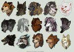 Avatar Commission Batch 13