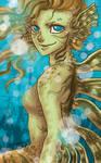 Lionfish Mermaid