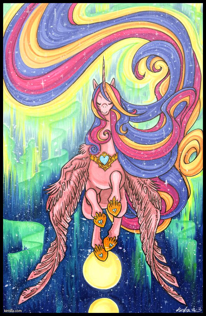 Aurora Borealis by Kiriska