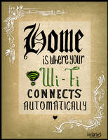 Home is Where by Kiriska