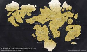 Lehelle Overworld Map