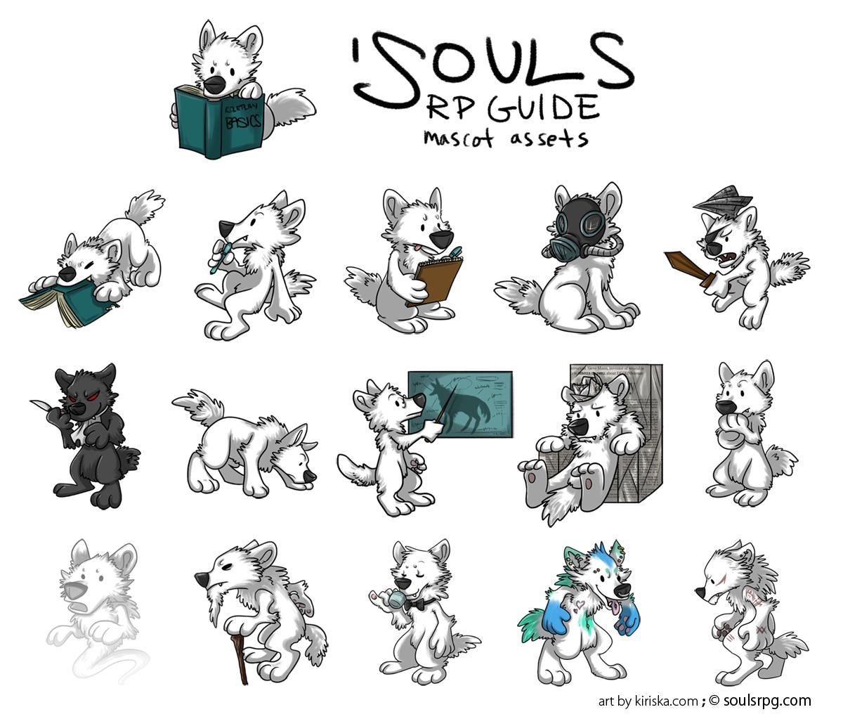 'Souls RP Guide Pups