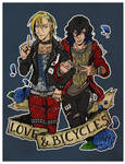 Love and Bicycles
