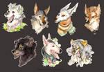 Avatar Commission Batch 20