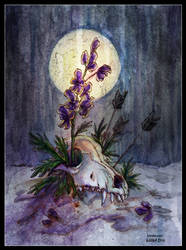 Wolfsbane by Kiriska
