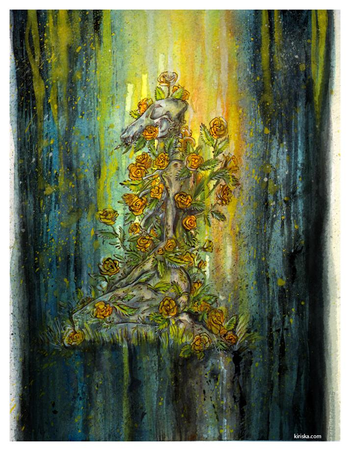 Overgrowth by Kiriska