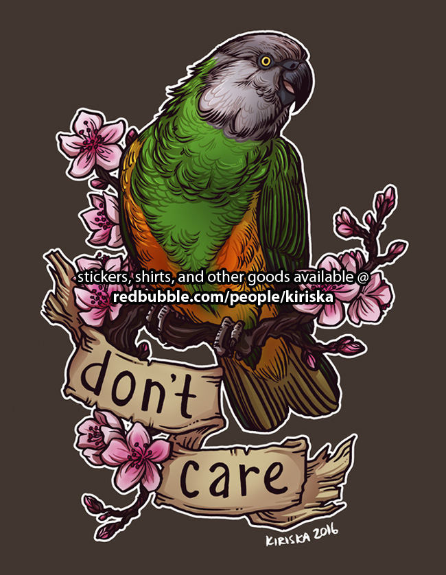 Don't Care by Kiriska