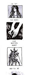 Two Hands, One Beating Heart by Kiriska