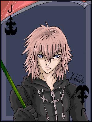 KH Deck - Jack of Spades by Kiriska