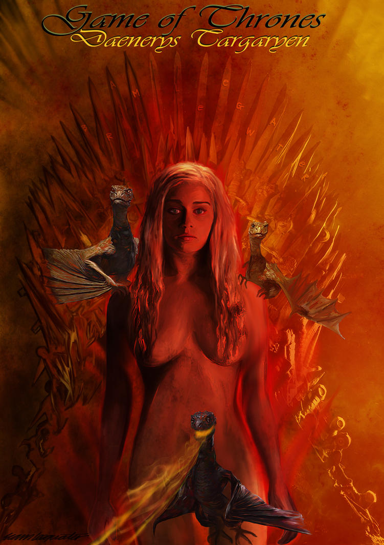 queen of fire game of thrones