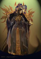 Untitled fantasy art by BramLeegwater