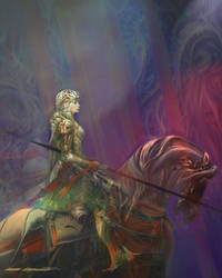 Untitled fantasy art2 by BramLeegwater