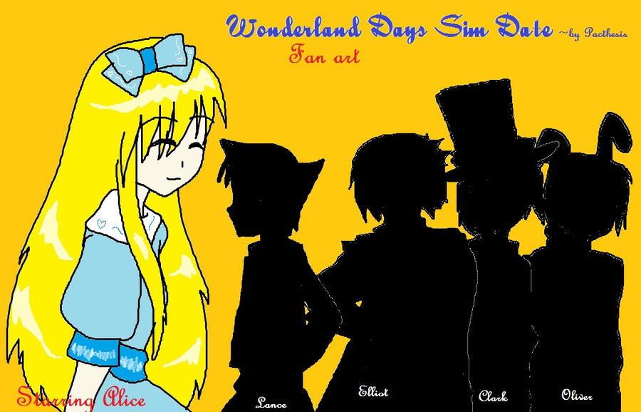 pacthesis wonderland days I need to play simulation games can someone give me a link or the name of the games(otome is a dating game with the girl as the main role just in case) and if it doesnt have anime graphics then sorry i wont play it (im picky)and it must be free too the list of what i&#39ve played: kingdom days -pacthesis wonderland days -pacthesis idol days.