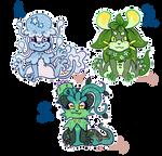 |OTA| Weird Frogs (OPEN)