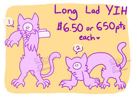 |YCH| Long Lads
