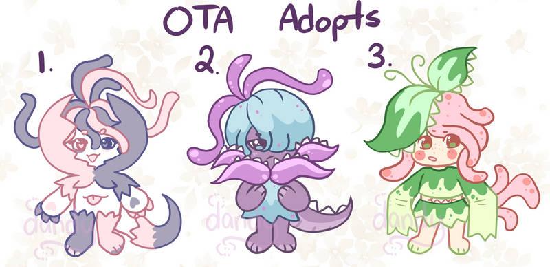 [OTA OPEN] Plarahna Adopts