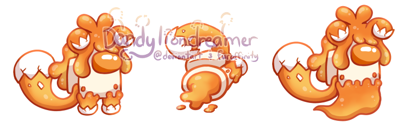 |YCH| Pudding Bean