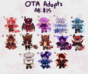 |OTA OPEN| Vampire dogs