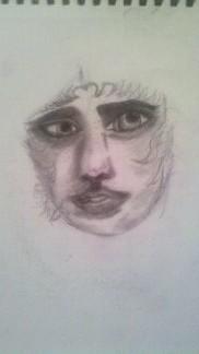 Unfinished Girl by thedarkestoflight