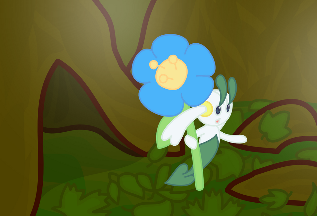 Floette by doubleosquirtle