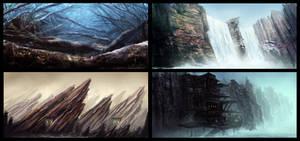 Environment Design007 by Eru17
