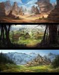 Fantasy Open World