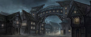 City Night by Eru17