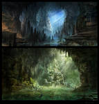 The Majestic Caves