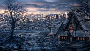 Polar Comforts (View of Riverbend)