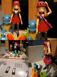 Pokemon Serena Custom Accessories