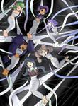 Commission : Pokemon Tickle