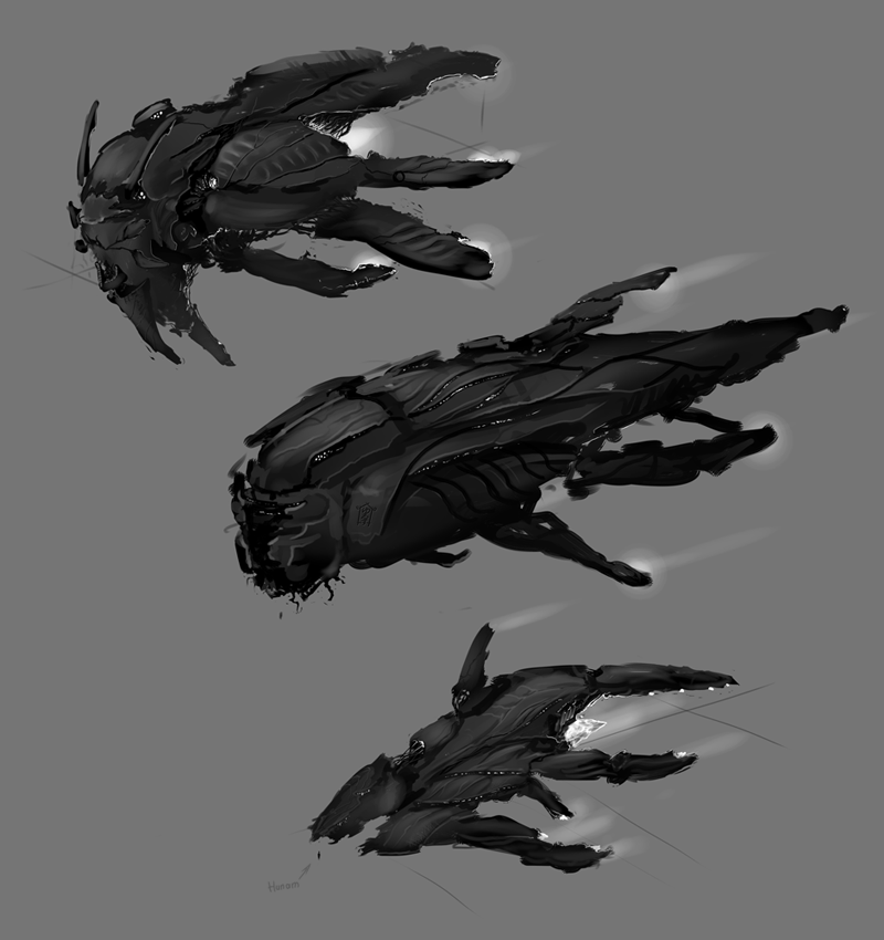 Alien ship design not alien enough. - Page 5 - RSI ...
