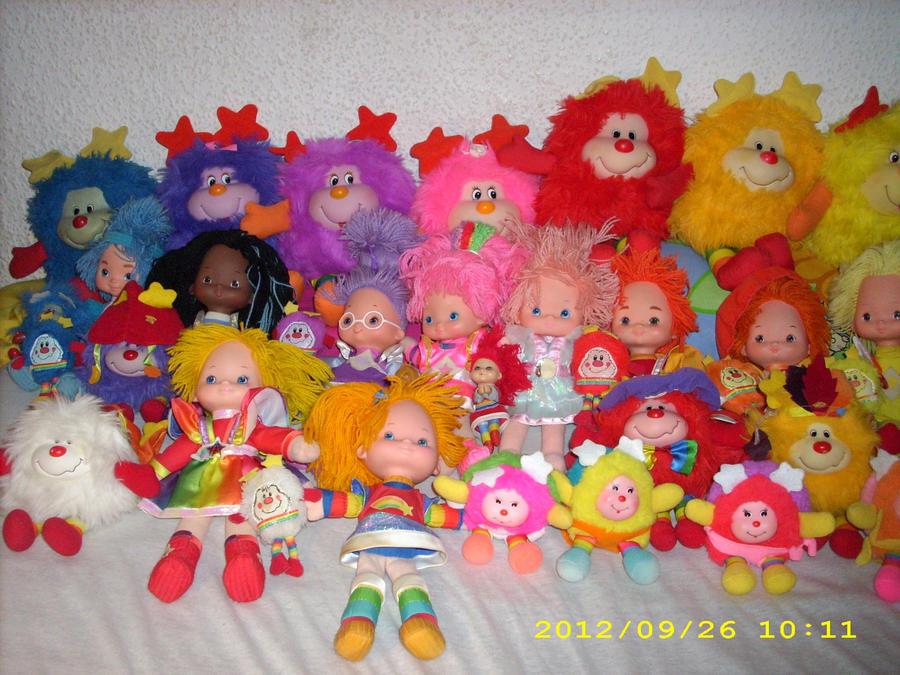 Rainbow Brite /Regina Regenbogen 2012 Collection C by kratosisy