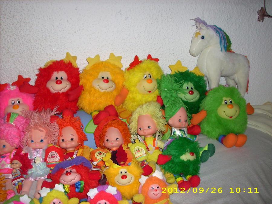 Rainbow Brite /Regina Regenbogen 2012 Collection E by kratosisy