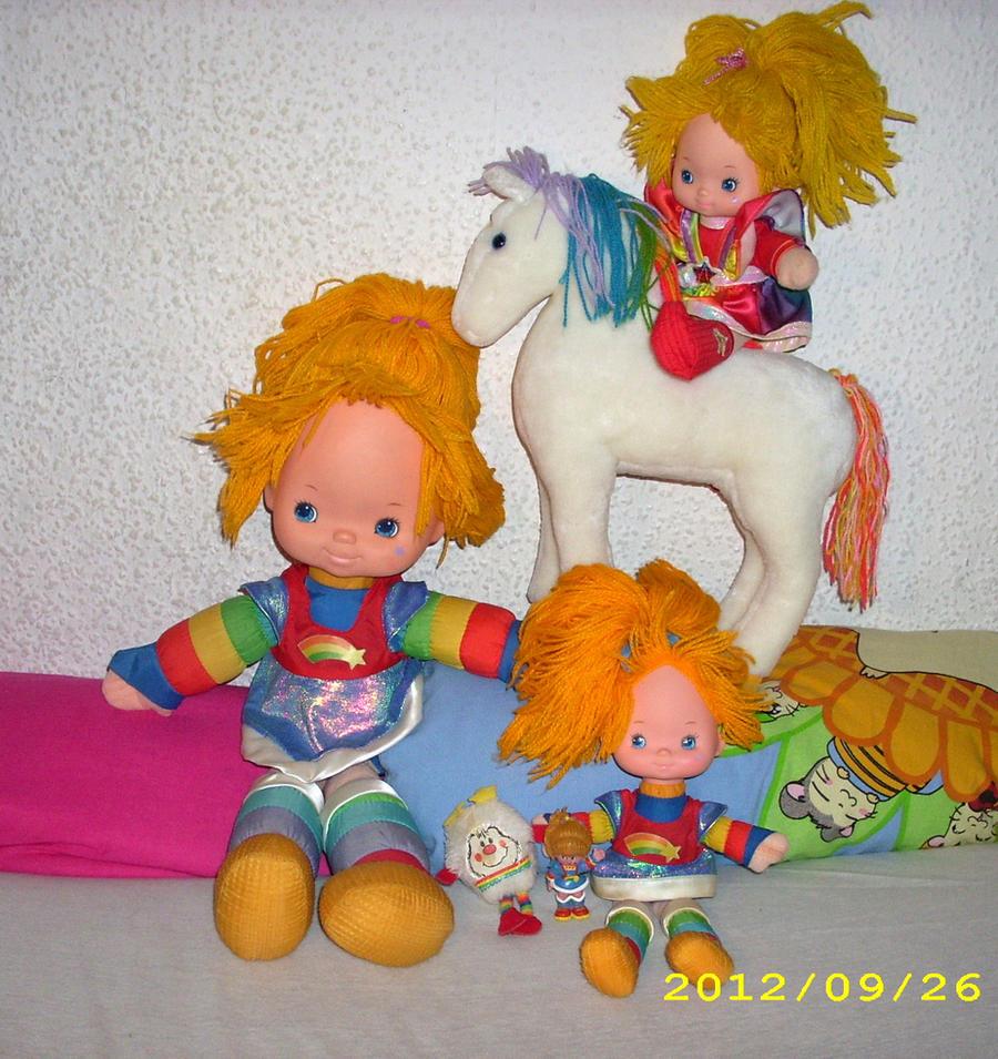 Rainbow Brite /Regina Regenbogen 2012 Collection L by kratosisy
