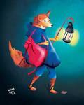 Adventurer Fox