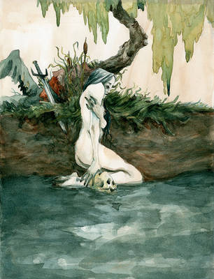 Blackwater Willow by emera