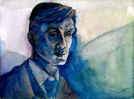 Tommy Shelby by emera