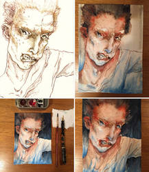 The Kid, process by emera