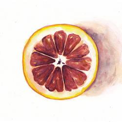 Blood orange by emera