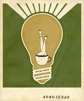 Light and the Coffee by parmakovski