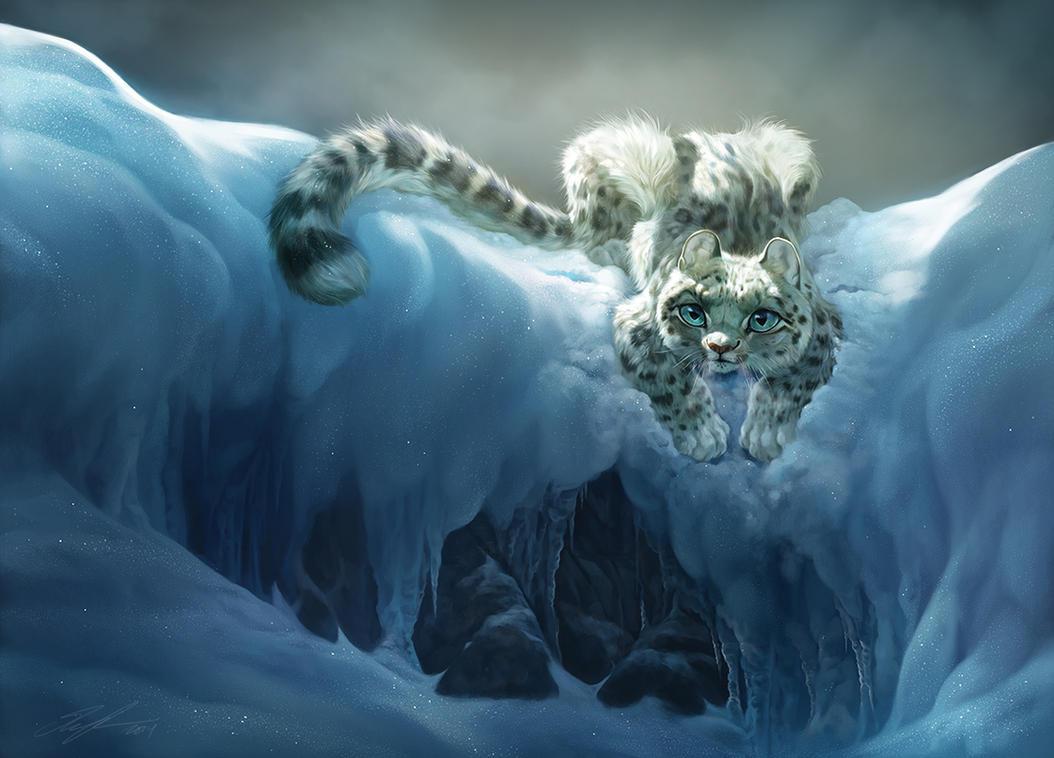 Little Leopard by ailah