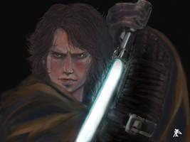 Anakin by NamiThePirateThief