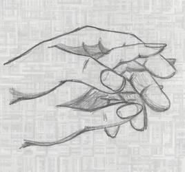 Hands, touching hands.. by Simph