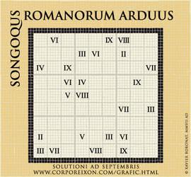 Songoqus Romanorum Arduus