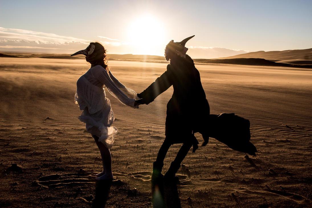 Unity Under The Desert Sun by lovehate-eternal
