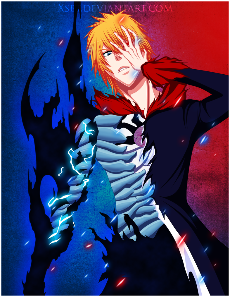 Ichigo's full power by Xset